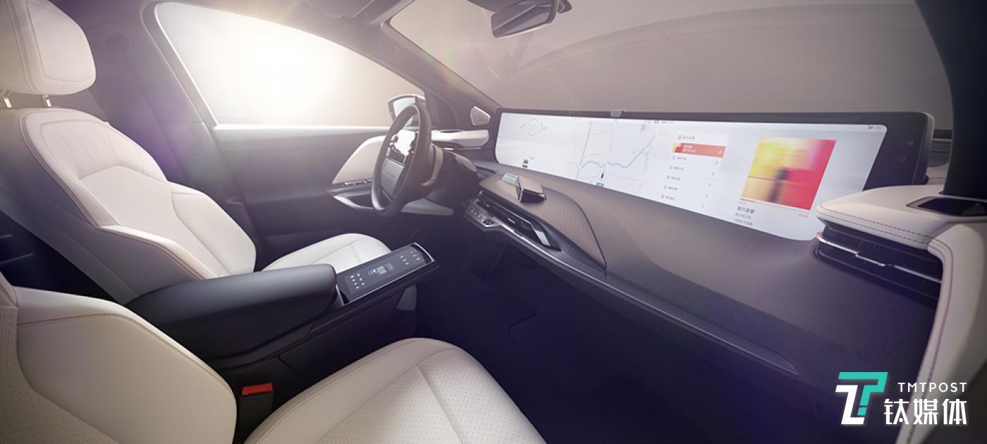 量产车中的智能驾驶舱