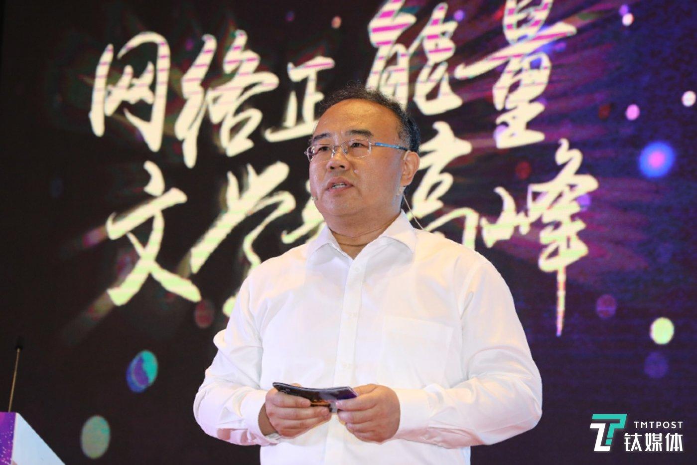 北京市新闻出版广电局副局长张苏