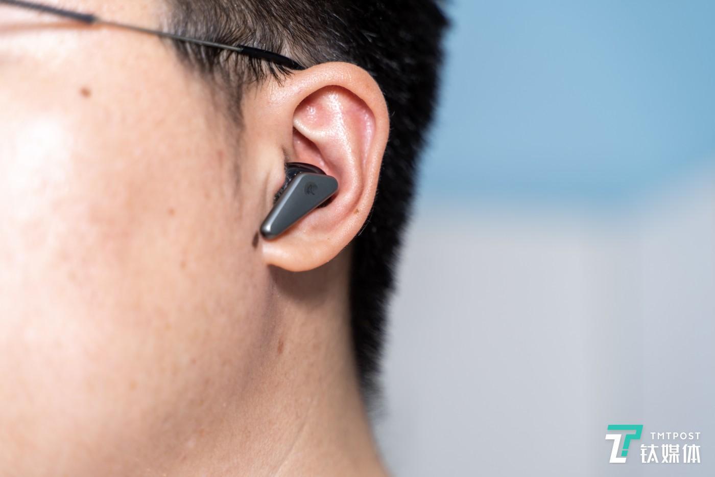 体验30dB降噪能力,小鸟音响TRACK Air+真无线降噪耳机评测 | 钛极客