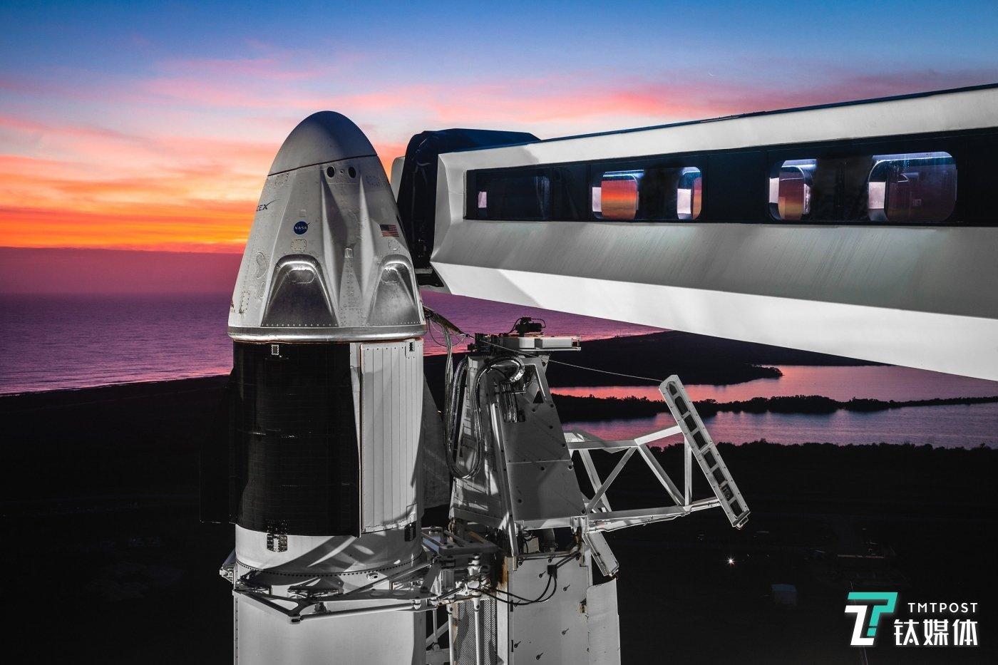 航天飞机demo-1(来源:NASA)