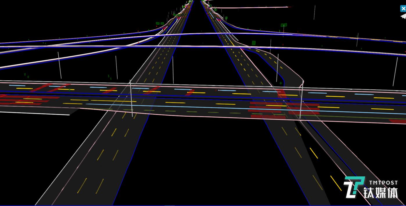 高精度地图是无人驾驶的基础