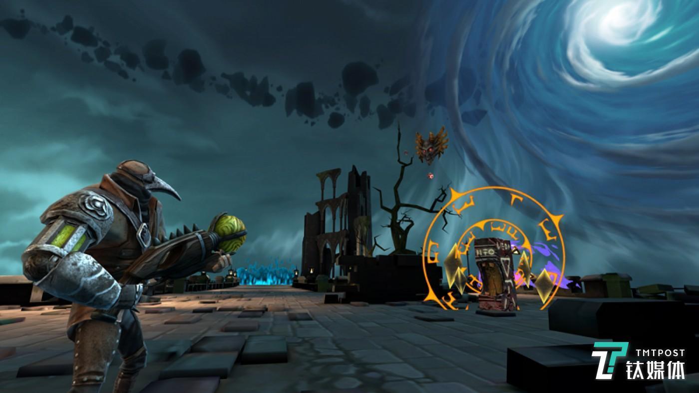 Pico Goblin 2 自带游戏-Hunters Gate