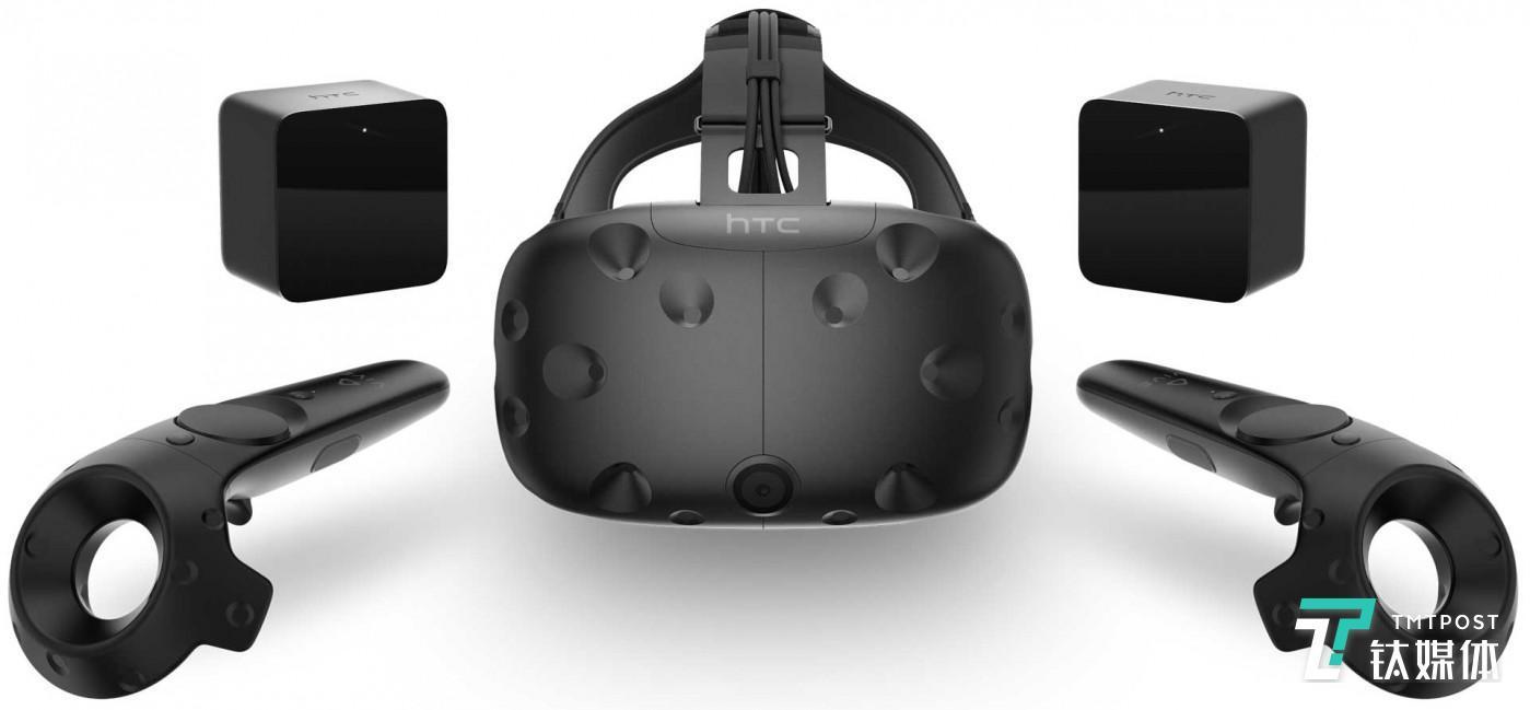 HTC 公布的 Vive