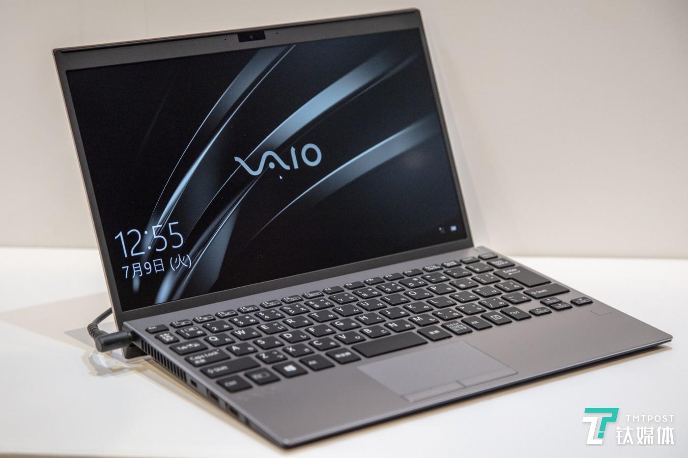 VAIO SX12笔记本电脑