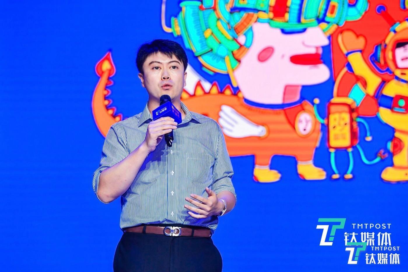 小鹏汽车首席科学家郭彦东在2018科技生活节