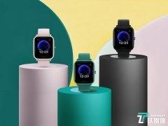 华米科技发布Amazfit Pop智能手表,支持血氧检测,仅售349元