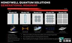 霍尼韦尔推出具有10量子比特的Model H1量子计算机