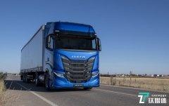 智加科技与依维柯合作研发量产自动驾驶重卡