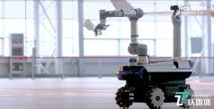 联想展示首款自研工业机器人,可自主学习